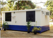 Metal Square Engineering- Leading Portable Cabins Manufacturer