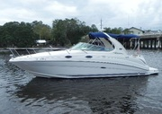 2008 Sea ray 280 Sundancer Searay ONLY 45 HOURS! Yachts boat