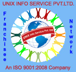 FRANCHISEE OF UNIX INFO SERVICES AT FREE OF COST* (MUMBAI