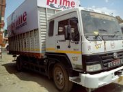 Eicher 15.16 (6Whl)Container Body 18 Ft in Good Condition -10Tons Pass