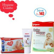 Get 20% of on Baby Hygiene Combo Pack at Healthgenie