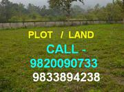 Plot Available Badlapur Asangaon Vashind Neral Taloja Navi Mumbai Sell