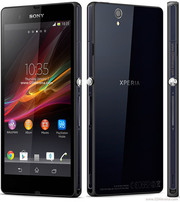 Sony Xperia Z mobile with Bravia Engine 2