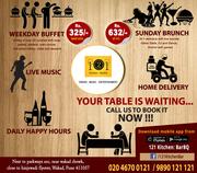 Good Restaurant in Wakad,  Pune – 121 Kitchen : BarBQ