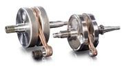Compressor part-Crankshaft,  Sudarshan engineering.