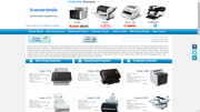 Kodak Scanners,  Canon Scanners,  Fujitsu Scanners & Plustek Scanners.