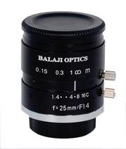 BO LENSES | BALAJI OPTICS | MACHINE VISION LENS | Mumbai