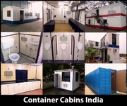 Container Cabins India - Leading Portable Cabins Manufacturer
