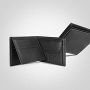 Small Bi Fold Mens Wallet