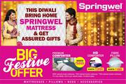 Buy Mattress in Mumbai from Springwel
