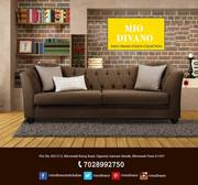 Renovate your living room with stylish designer sofas by Mio Divano