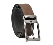 Buy Black-Brown Formal Reversible Leather Belts for Men at Beltkart