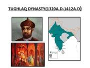 History of Tughlaq Dynasty - Mintage World