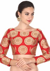 Designing Online Collections for Saree Blouse Pattern