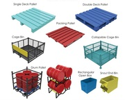 Best Storage Solution Through Aluminum Pallets