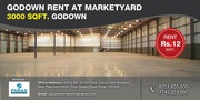 3000 sqft  Godown For Rent Near Market Yard,  Pune.