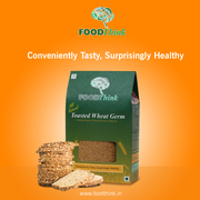 FoodThink | Toasted Wheat Germ