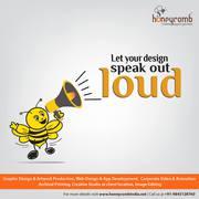 Best Professional Logo Designing Company Mumbai – Honeycomb Creative