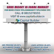 Free Trial | Stock Future Tips | Capital Builder