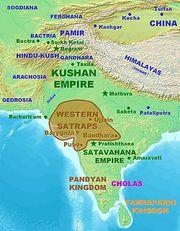 History of Western Kshatrapas - Kshaharata at Mintage World