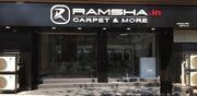 Carpet Showroom in Mumbai India,  Ramsha Carpets in Mumbai.