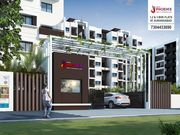 Aurangabad's one of a kind 1, 2 & 3BHK branded flats