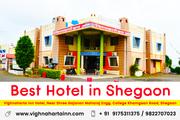 Best Hotel in Shegaon