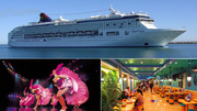 Now cruise from Maldives to Mumbai