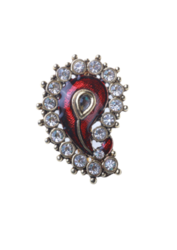 Add a Royal Touch to Your Traditional Attire with Brooch