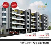 Aura 2 BHK Homes In Hinjewadi Pune.