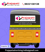 Auto Rickshaw Advertising Agency in Pune | Auto Advertising Services i