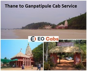 Thane to Ganpatipule Car Rental - Taxi Service. Hire Cabs from Thane.