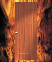 Stylish Wooden Fire Doors to elite Your Home