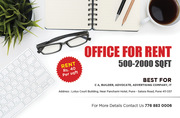 500sqft  Offices  For  Rent  Near  Swarget