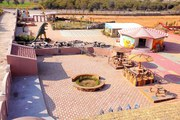 Traditional wedding place in Jaipur India (Village Concept)