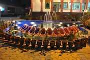 Sunrise Dream World - Ethnic village resort in Triangle Tour India
