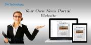 Professional News Website Development