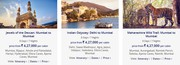 Deccan Odyssey - a Luxury Train Tour in India