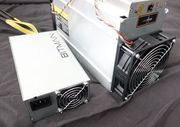 Antminer S9 14TH s Miner + power supply - Electronics for sale