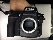 Original Nikon D810 DSLR Body Only - Black