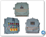 ATEX Flameproof Multiway Junction Box