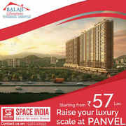 Balaji Symphony - Raise your luxury scale at PANVEL