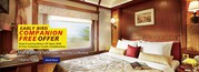 Early Bird Companion Free Offer - Deccan Odyssey Luxury Train