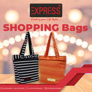 Shopping Bags Wholesale in India from ExpressBags