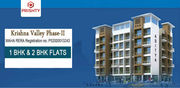 High quality houses - Krishna Valley Phase I from Prishty Group