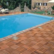 Outdoor Wooden Flooring Tiles Solutions & Wood Floors In India