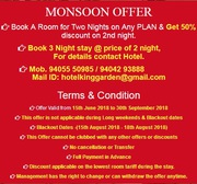 Best Monsoon Offer Mahabaleshwar-Hotel King Garden