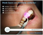 Get Painless & Effective Dental Treatment with Best Laser Dentist