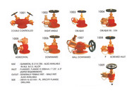 Fire Fighting Equipment Valves - Fire NOC