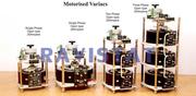Variable Auto Transformer | Variac Motorised Transformer | Ravisitat